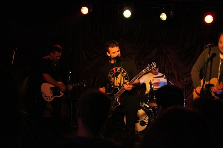 The So So Glos, The End, Nashville, photo - Brad Hardisty