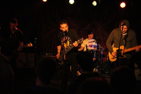 The So So Glos, The End, Nashville, photo - Brad Hardisty