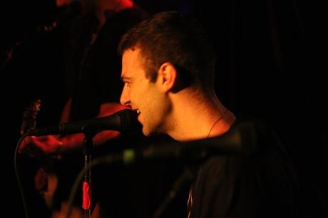 Alex Levine, The So So Glos, The End, Nashville, photo - Brad Hardisty
