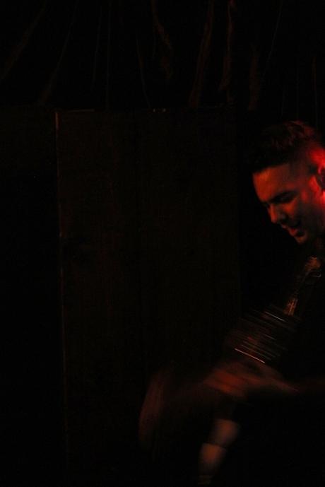 Ryan Levine, The So So Glos, The End, Nashville, photo - Brad Hardisty