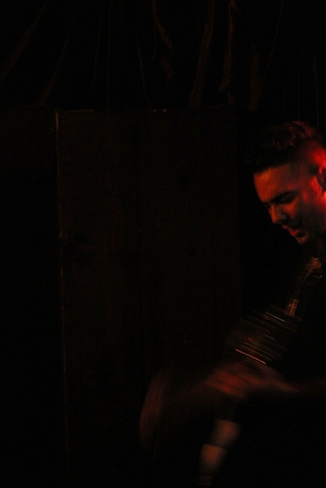 Ryan Levine, The So So Glos, The End, Nashville, photo - Brad Hardisty