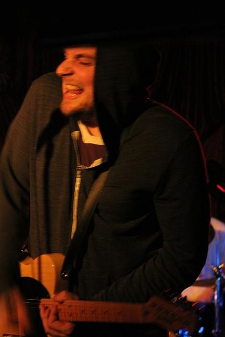 Adam Reich, The So So Glos, The End, Nashville, photo - Brad Hardisty