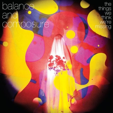 balance and composure album cover