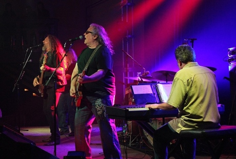 Kentucky Headhunters at 3rd and Lindsley 05723201505, photo - Brad Hardisty