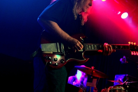 Greg Martin, Kentucky Headhunters at 3rd and Lindsley 0723201506, photo - Brad Hardisty
