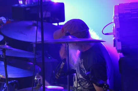 Fred Young, Kentucky Headhunters at 3rd and Lindsley 0723201510, photo - Brad Hardisty