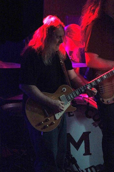 Greg Martin, Fred Young, Kentucky Headhunters at 3rd and Lindsley 0723201512, photo - Brad Hardisty
