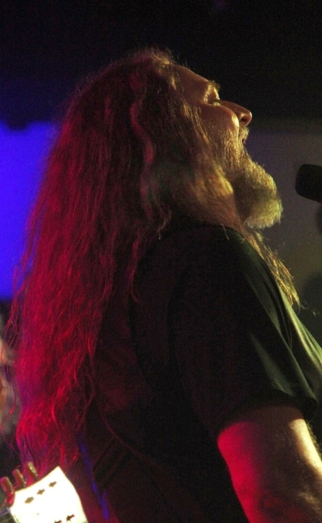 Doug Phelps, Kentucky Headhunters at 3rd and Lindsley 0723201509, photo - Brad Hardisty