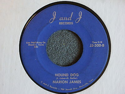 marion James Hound Dog