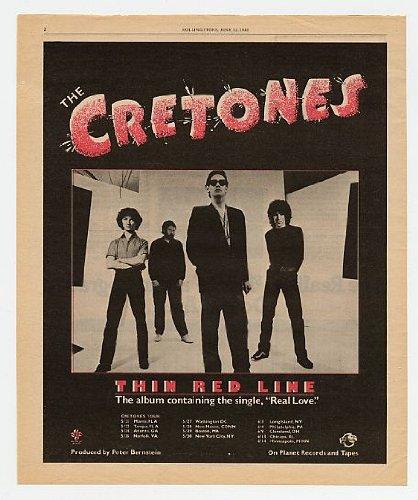 the cretones